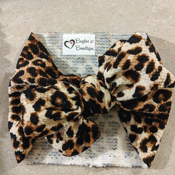 Baylor's Bowtique Other - Baby Headwrap